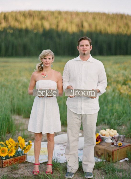 Styled Mountain Elopement