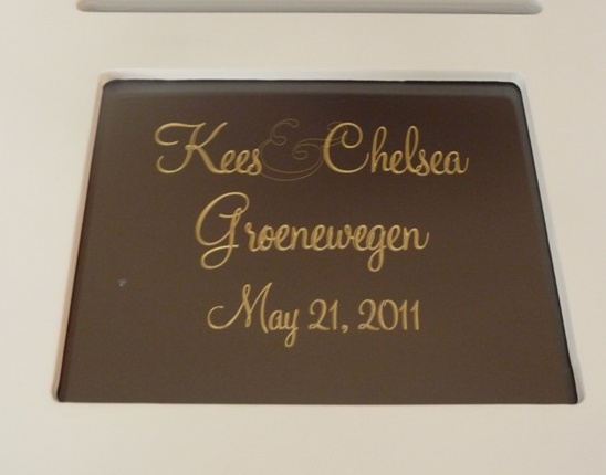 Sale on Personalized Wedding Card Box: 9 Days Left