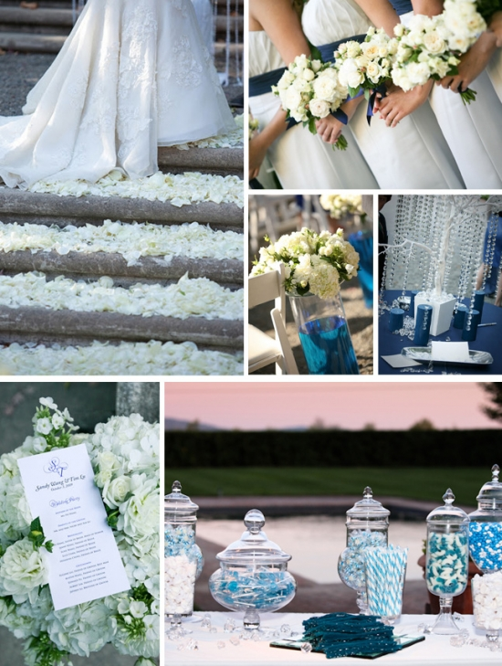 I Do Venues Style Guide: Beaulieu Garden Feeling Blue