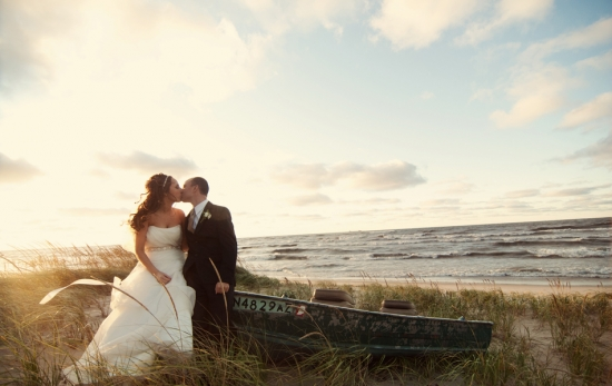 A Beachside Wedding