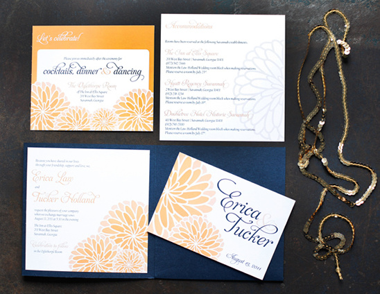Customizable Wedding Stationery From The Green Kangaroo