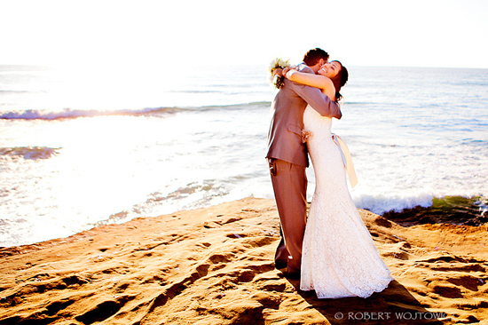 San Diego, California - Oceanside Wedding