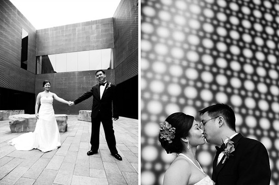 Modern Museum Wedding | San Francisco | Lilia Photography