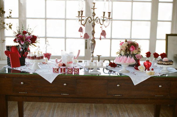 Pink And Red Wedding Ideas