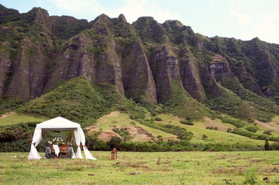 Hawaii Proposal-Kualoa Ranch