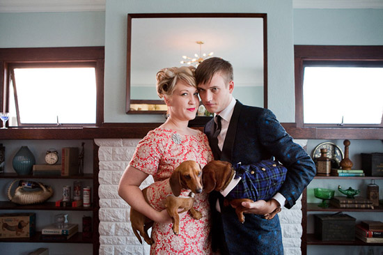 Sixties Engagement Session | San Francisco Bay Area | Lilia Photography