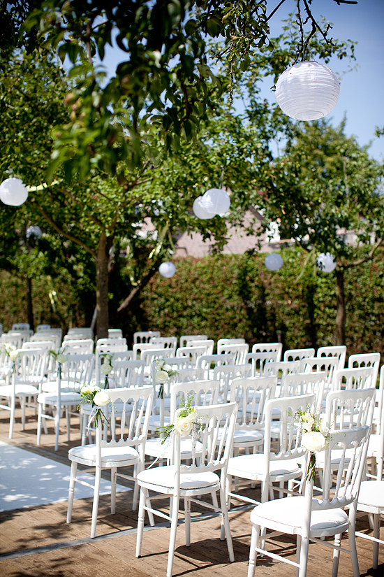 Dutch Summer garden wedding by Anouschka Rokebrand Photography