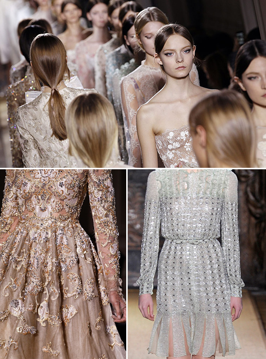 Valentino Haute Couture Fall Winter 2011/2012