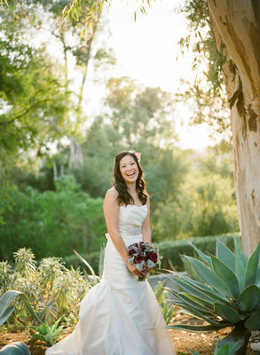 Montecito Garden Wedding