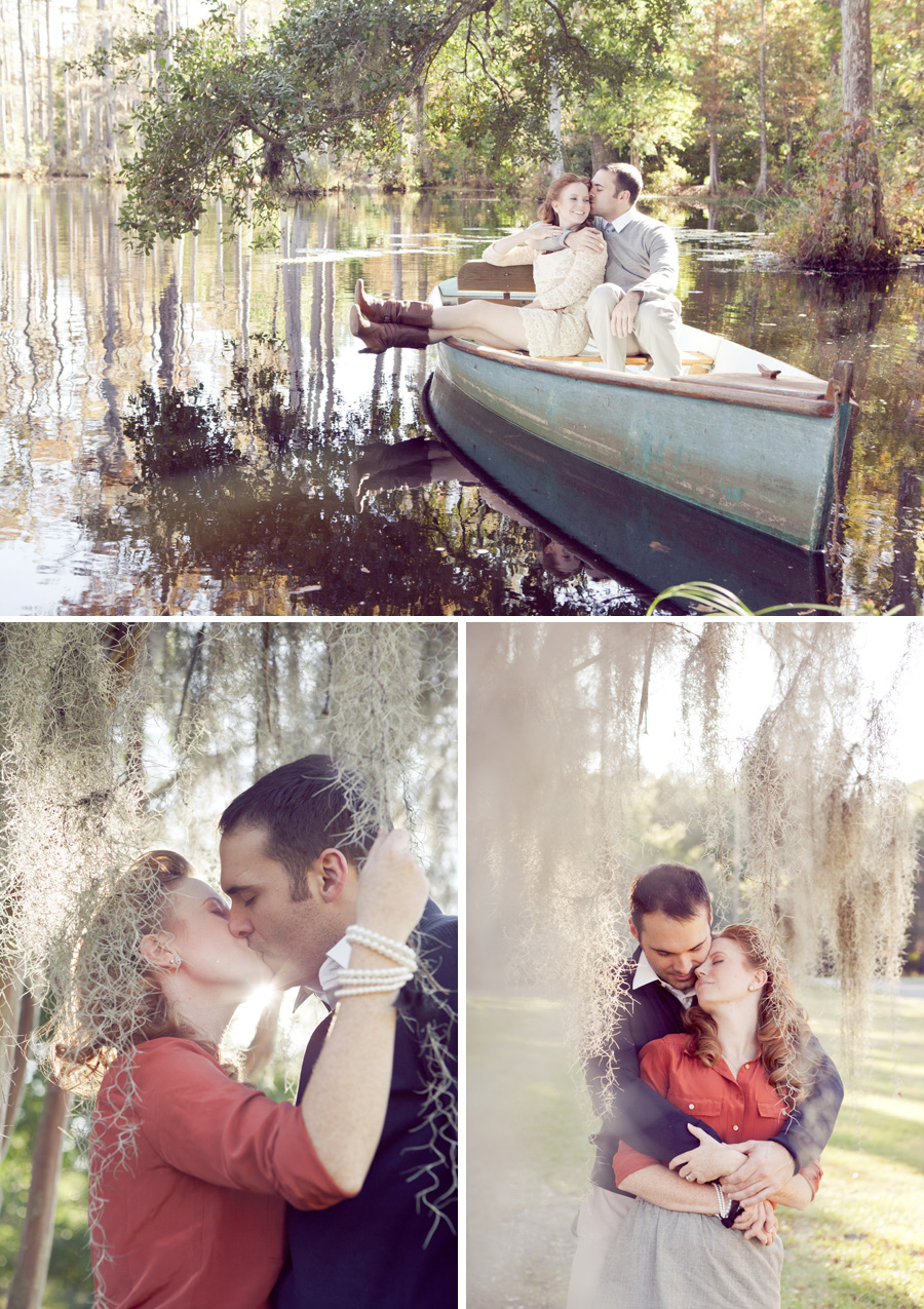 The Notebook Inspired Engagement Session By Paige Winn Photo