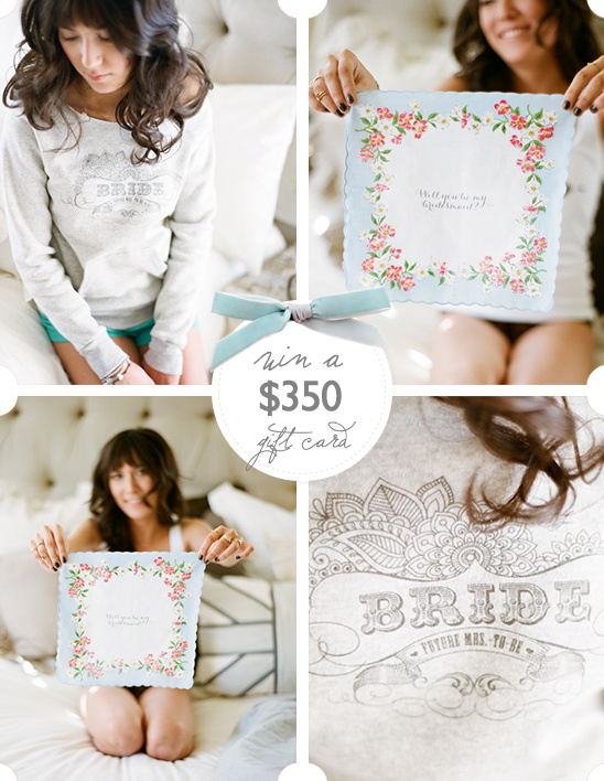 Win A $350 Gift Card To The Wedding Chicks