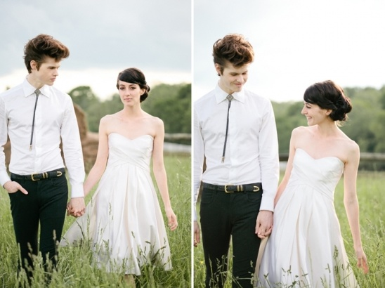 Vintage Country Wedding