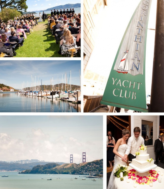 I Do Venues: Corinthian Yacht Club View and Value
