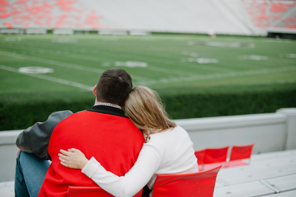 UGA Engagement Pictures