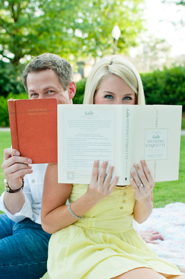 Styled Engagement Pictures