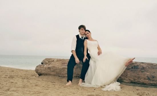 Southern California Wedding Venues: Camarillo Ranch Seaside Country Couture