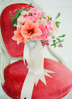 Red And Pink Wedding Ideas With A Splash Of Gold