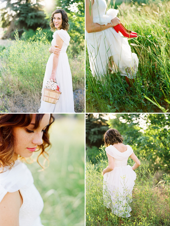 Romantic Bridal Session From Yan Photography