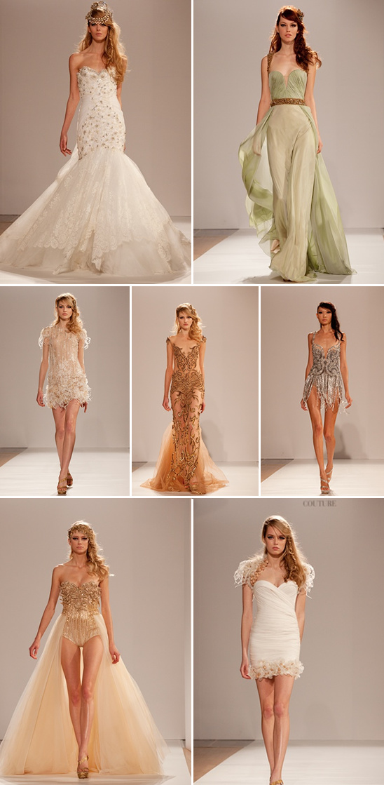Dilek Hanif Spring-Summer 2012 Haute Couture
