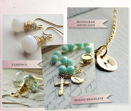 Special Bridesmaid Gifts From The Adorned Article