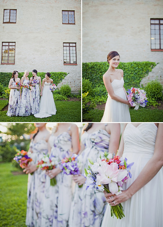 Elegant Pastel Wedding