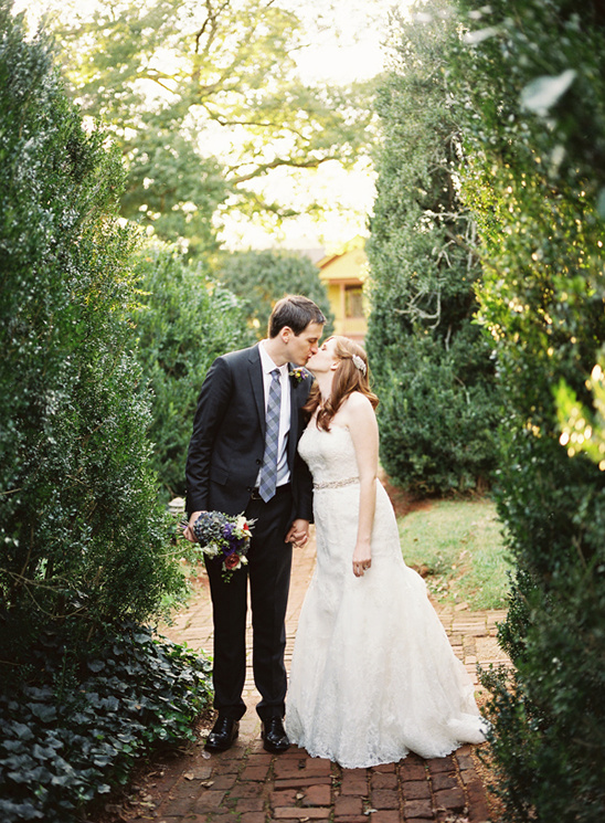Charlottesville Garden Wedding