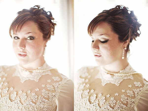 Classic Vintage Pink Wedding at the Grand Island Mansion
