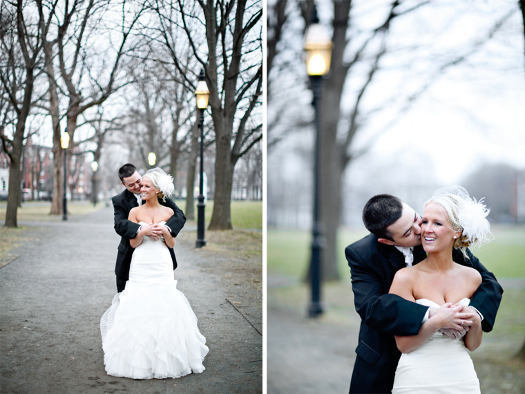 Winter Wedding In M Ma Kelly Dillon Photography