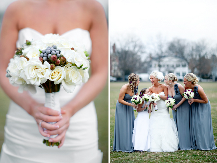 Winter Wedding in Salem, MA | Kelly Dillon Photography