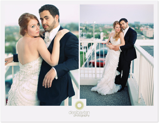 Shayna and Arthur Wedding at the Beverly Hilton, Beverly Hills