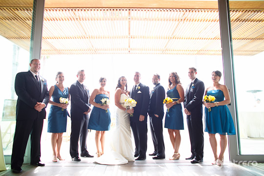 Scripps Seaside Forum Wedding in San Diego