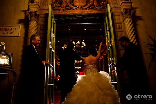 millennium biltmore wedding