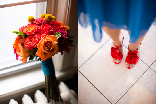 Colorful Modern Wedding Ideas