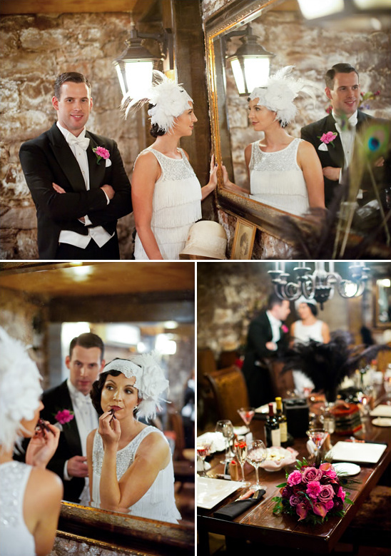 Roaring Twenties Wedding
