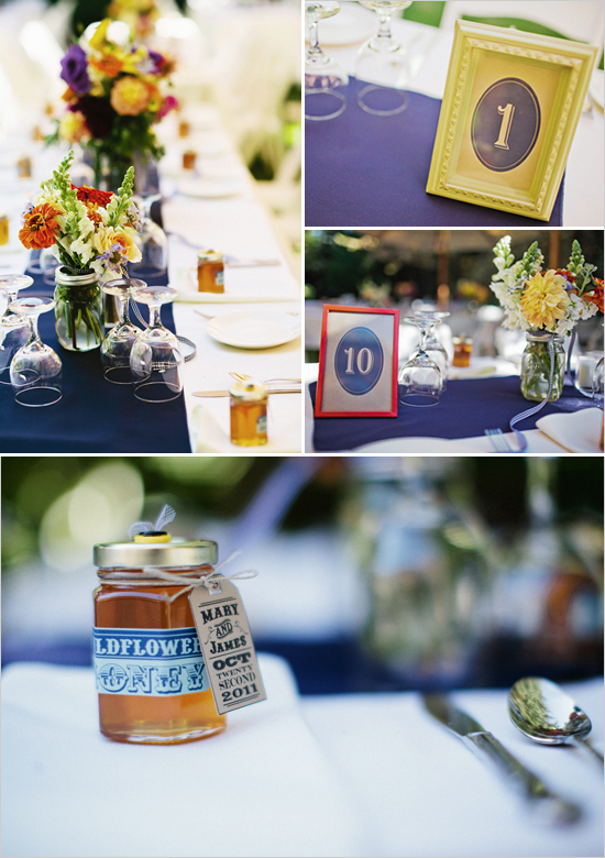 Rustic Wedding With Gingham Details