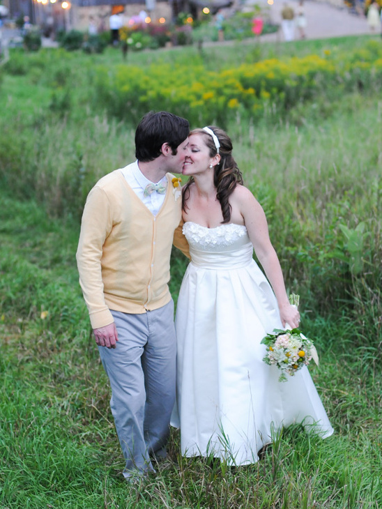 Wisconsin Anthropology Inspired Wedding
