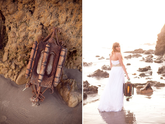Ocean Inspired Bridal Session