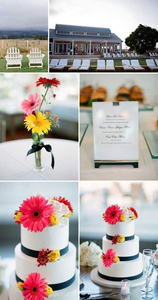 An Elegant and Rustic Carneros Inn Wedding