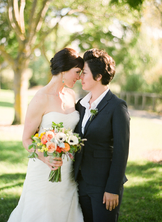 San Francisco Wedding By Emily Scannell Photography
