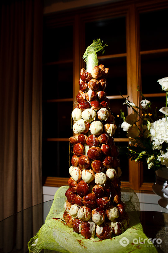 croquembouche wedding