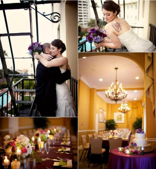 An Intimate Affair in the Heart of La Jolla, CA