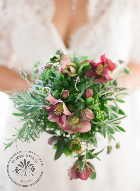 Natural Wedding Bouquet