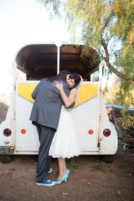 Budget Friendly Malibu Wedding