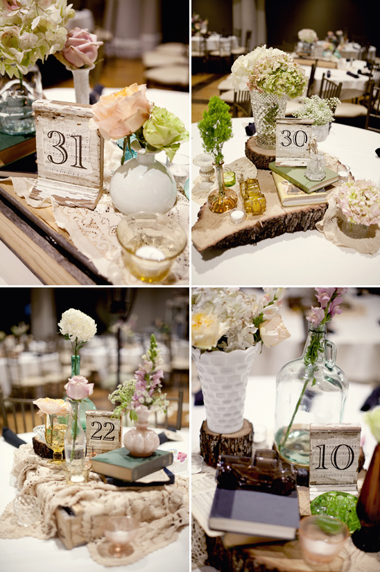 Dallas Shabby Chic Wedding Extravaganza