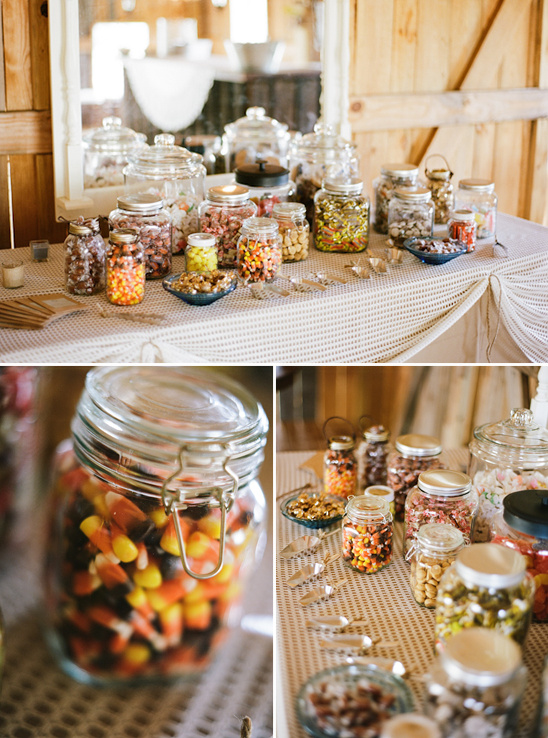 How to Throw a Barn Wedding