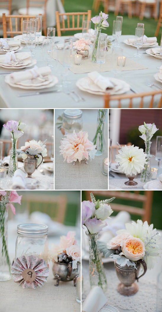 Chic Beach Wedding Ideas From This That Vintage Rentals