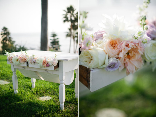 Shabby Chic Beach Wedding Ideas From This That Vintage Rentals