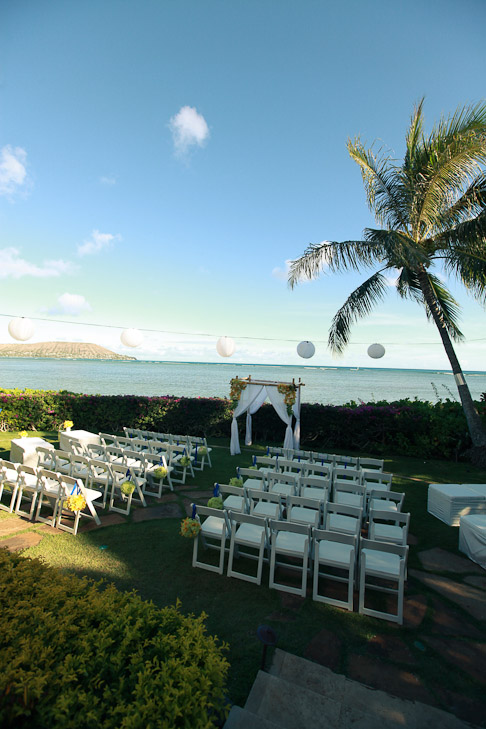A Tropical Wedding in Hawaii