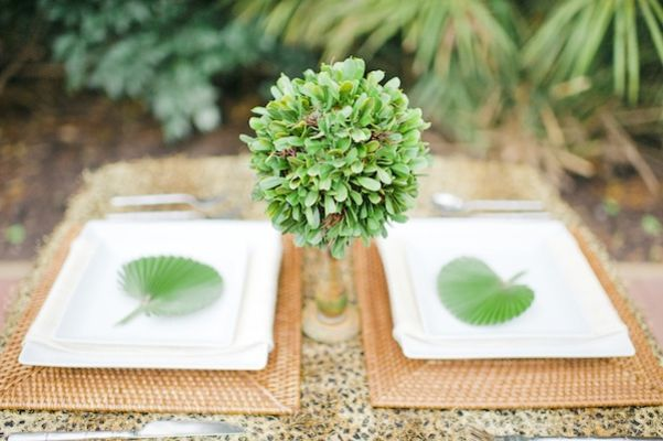 African Safari Wedding Ideas