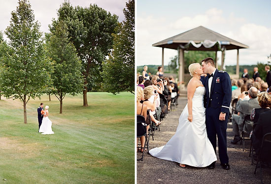 Golf Club Wedding by Amy Rae Photography